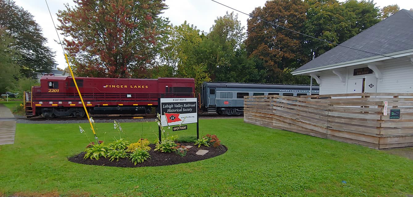 Lehigh Valley Railroad Historical Society